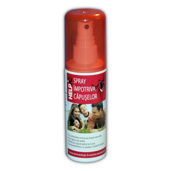 Spray Impotriva Capuselor Helpic Synco Deal, 100 ml poza