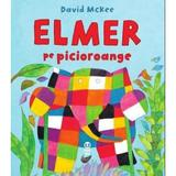 Elmer pe picioroange - David McKee, editura Pandora
