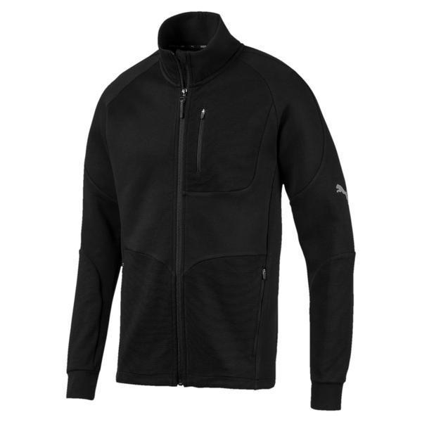 Jacheta Barbati Puma Evostripe Men's Jacket 58009501, XS, Negru