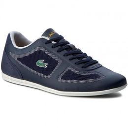Pantofi Sport Barbati Lacoste Misano Evo 117 1 Cam 7-33cam1028003, 41, Albastru