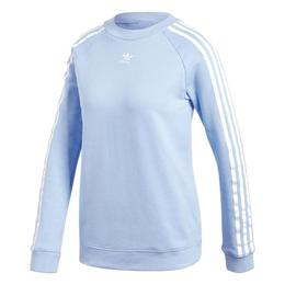 Bluza femei adidas Originals adidas Trefoil Sweatshirt DH3173, L, Albastru