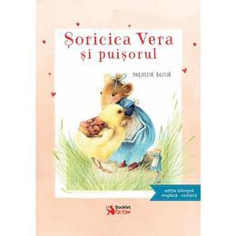 Soricica Vera si puisorul - Marjolein Bastin, editura Booklet