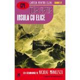 Insula cu elice - Jules Verne, editura Cartea Romaneasca