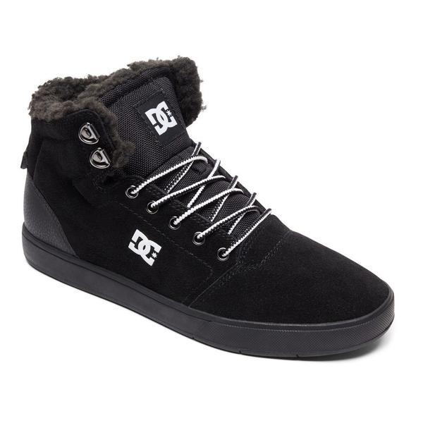Ghete barbati DC Shoes Crisis High Wnt ADYS100116-BWB, 43, Negru