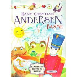 Basme - Hans Christian Andersen, editura Girasol