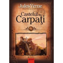 Castelul din Carpati - Jules Verne, editura Gramar