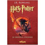 Harry Potter si Ordinul Phoenix - J.K. Rowling (vol. 5) , editura Grupul Editorial Art