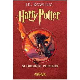 Harry Potter si Ordinul Phoenix - J.K. Rowling (vol. 5) , editura Grupul Editorial Art