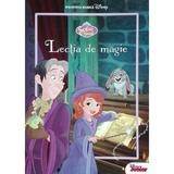 Disney Sofia Intai - Lectia de magie - Carte gigant, editura Litera