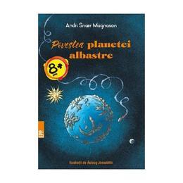 Povestea Planetei albastre - Andri Snoer Magnason, editura Paralela 45