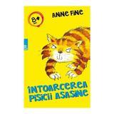 Intoarcerea pisicii asasine - Anne Fine, editura Paralela 45
