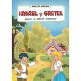 Hansel si Gretel - Fratii Grimm, editura Prestige
