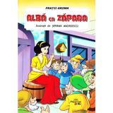 Alba ca Zapada - Fratii Grimm (ilustratii de Serban Andreescu), editura Prestige