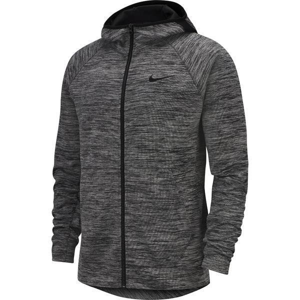 Hanorac barbati Nike Full-Zip Basketball Hoodie AT3232-032, S, Gri