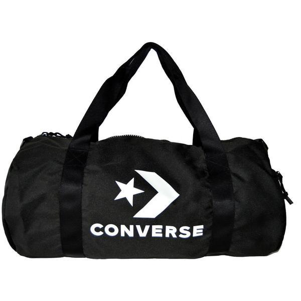 Geanta unisex Converse Duffel Bag Large 10006944-001, Marime universala, Negru