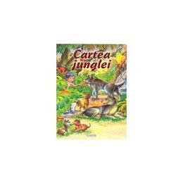 Cartea junglei, editura Flamingo