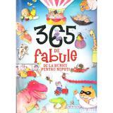 365 de fabule de la bunici pentru nepoti, editura Girasol