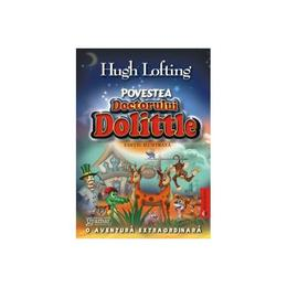 Povestea doctorului Dolittle - Hugh Lofting, editura Gramar