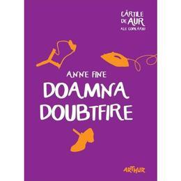 Doamna Doubtfire - Anne Fine, editura Grupul Editorial Art