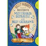 Misterioasa disparitie a lui Billy Catarama (Aripi si Co. Vol. 3) - Sally Gardner, David Roberts , editura Grupul Editorial Art