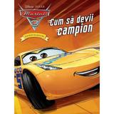 Disney Pixar Masini 3 - Povesti si jocuri - Cum sa devii campion, editura Litera