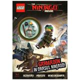 The Ninjago Movie - Garmadon in Orasul Ninjago!, editura Mara