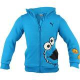 Hanorac copii Puma Fun Licensing Sweat 83671910, 93-98 cm, Albastru