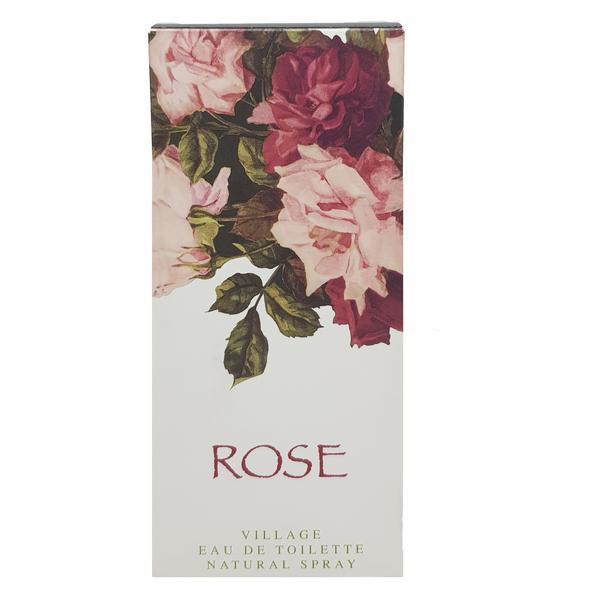Apa de toaleta cu trandafiri pentru femei Village Cosmetics, 50 ml imagine produs