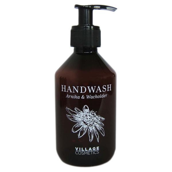 Sapun lichid cu arnica si ienupar, Village Cosmetics, 250 ml imagine produs