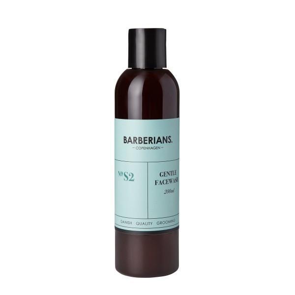 Gel de curatare delicat pentru barbati, Barberians, 200ml