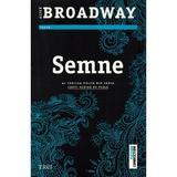 Semne - Alice Broadway, editura Trei