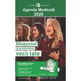 Agenda medicala 2020, editura Medicala