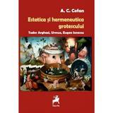 Estetica si hermeneutica grotescului - A.C. Cofan, editura Tracus Arte