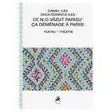 Ce n-o vazut Parisu' - Daniel Ilea, Anca-Dominca Ilea, editura Tracus Arte