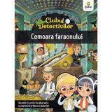 Clubul detectivilor: Comoara faraonului - Eleonora Barsotti, editura Gama