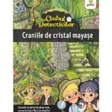 Clubul detectivilor: craniile de cristal mayase