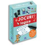 Jocuri logice. 50 de jetoane - Philip Kiefer, editura Didactica Publishing House