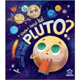 Unde-i locul lui Pluto - Stef Wade, editura Didactica Publishing House