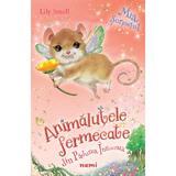 Mia, soricelul. Seria Animalutele fermecate din Padurea Inrourata - Lily Small, editura Nemira