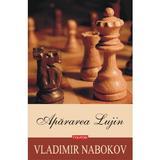 Apararea Lujin - Vladimir Nabokov, editura Polirom