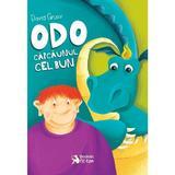 Odo, capcaunul cel bun - David Gruev, editura Booklet