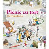 Picnic cu tort - The Tjong-Khing, editura Frontiera