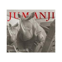 Jumanji - Chris Van Allsburg, editura Grupul Editorial Art