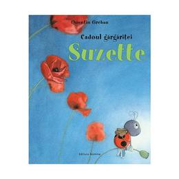 Cadoul gargaritei Suzette Ed.2 - Quentin Greban, editura Nomina