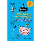 Super uimitoarele aventuri ale purcelusului - Emer Stamp, editura Rao