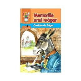 Memoriile unui magar - Contesa De Segur, editura Andreas