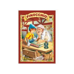 Pinocchio - Carlo Collodi, editura Eduard