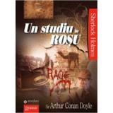 Un studiu in Rosu - Arthur Conan Doyl, editura Gramar