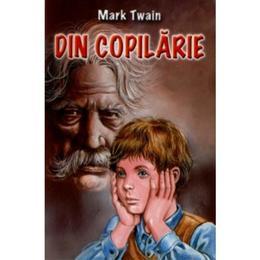 Din copilarie - Mark Twain, editura Herra