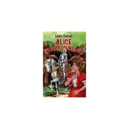 Alice in tara oglinzilor - Lewis Carrol, editura Herra